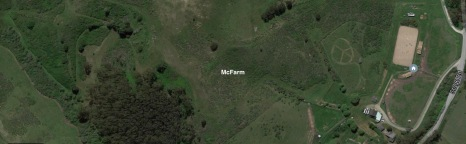 our entire farm (almost, missing the corners but close to all of it care of Google Earth)